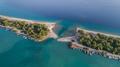 Glarokavos beach in Kassandra peninsula. Halkidiki, Greece - PhotoDune Item for Sale