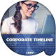 Corporate Timeline Presentation - VideoHive Item for Sale
