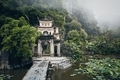 Old temple in the middle of Vietnamese nature - PhotoDune Item for Sale
