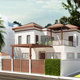 Realistic Traditional House 215 - 3DOcean Item for Sale