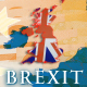 Brexit and Euro Banknotes - VideoHive Item for Sale