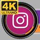 Rings Social Media Lower Thirds (4K) - VideoHive Item for Sale