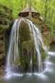 Bigar Cascade Falls in Nera Beusnita Gorges National Park, Romania. - PhotoDune Item for Sale