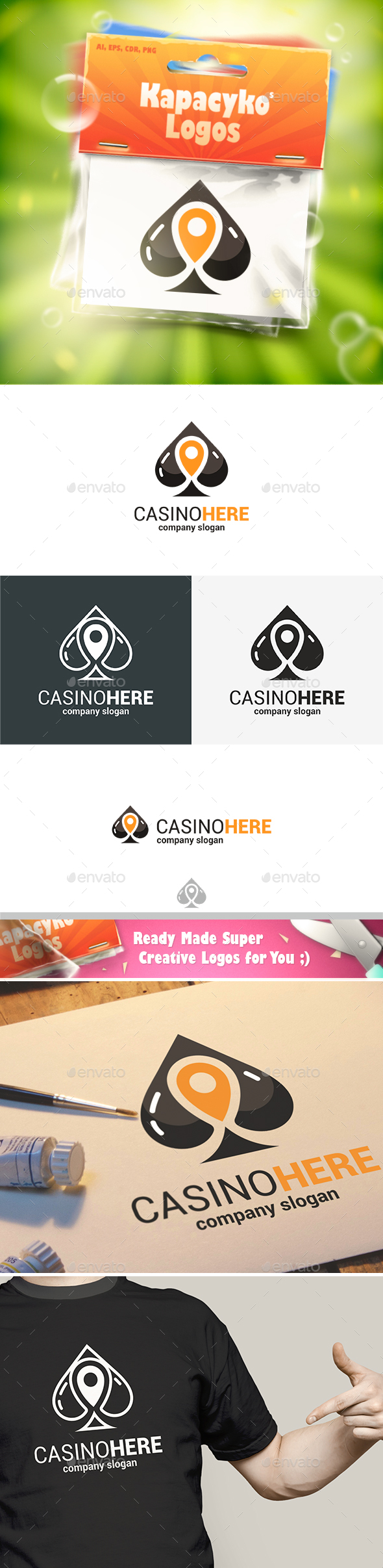 Casino Navigate Here Logo