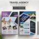Travel Flyer Bundle 2 in 1 - GraphicRiver Item for Sale