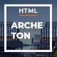 Archeton   Interior Design & Architecture HTML Template - ThemeForest Item for Sale