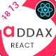 Addax | React Multi-Purpose Landing Templates - ThemeForest Item for Sale