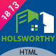 Holsworthy - Single Property HTML Template - ThemeForest Item for Sale