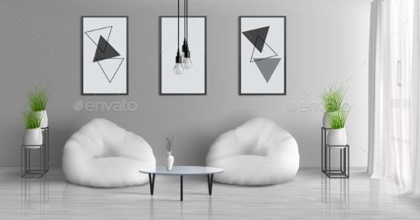 Living Room Mockup Graphics Designs Templates