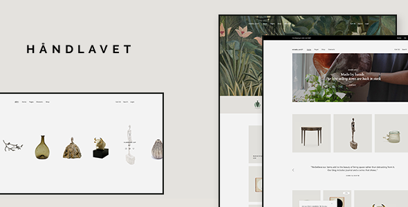 Håndlavet - Art and Home Decor Shop