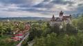 Medieval Bran castle. Brasov Transylvania, Romania - PhotoDune Item for Sale