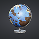 Globe Old and New - 3DOcean Item for Sale