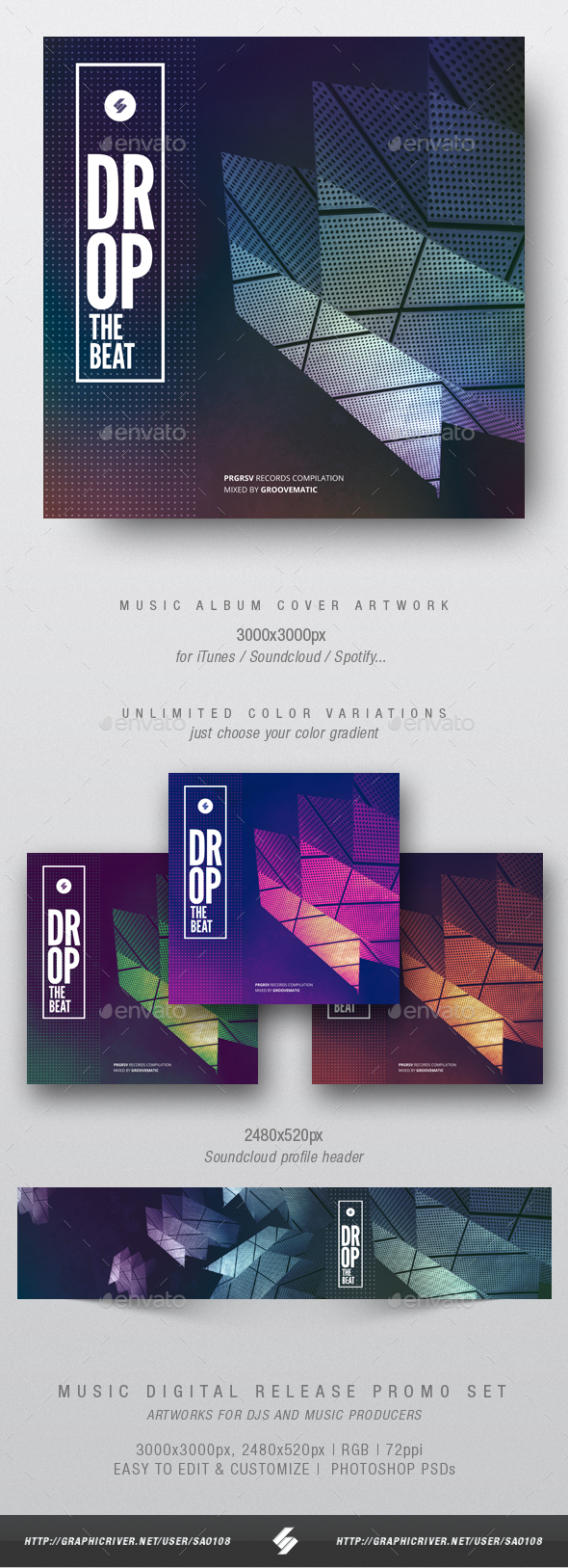 Audiobook Graphics, Designs & Templates from GraphicRiver