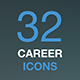 Job Search, Work, Career, Success Concept. - GraphicRiver Item for Sale