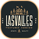 Las Valles Textured Condensed Typeface 4 Fonts - GraphicRiver Item for Sale