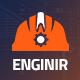 Enginir - Industrial & Engineering Multipurpose WordPress Theme