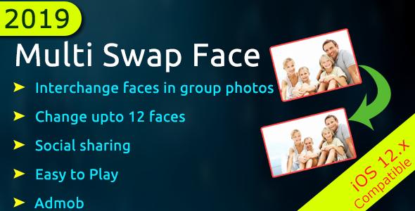 Multi Swap Face