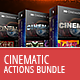 3D Cinematic Actions - Bundle - GraphicRiver Item for Sale