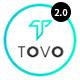 Tovo -  Angular 8 App Landing Page - ThemeForest Item for Sale