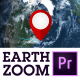 Earth Zoom for Premiere Pro - VideoHive Item for Sale