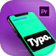Phone Mockup For Premiere Pro - VideoHive Item for Sale