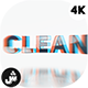 Clean Typo Logo - VideoHive Item for Sale