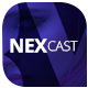 NEXcast | Broadcast & TV Identity Package - VideoHive Item for Sale