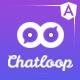 Chatloop - Angular 8 App Landing Page - ThemeForest Item for Sale