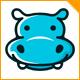 Hoppo Logo - GraphicRiver Item for Sale