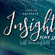 Insightly Font Duo - GraphicRiver Item for Sale