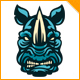 Rhino Logo - GraphicRiver Item for Sale