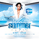 White Summer Party - GraphicRiver Item for Sale