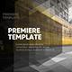 Slideshow - Stylish Hexagon // Premiere Pro - VideoHive Item for Sale