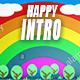Upbeat Happy Kids Logo Pack