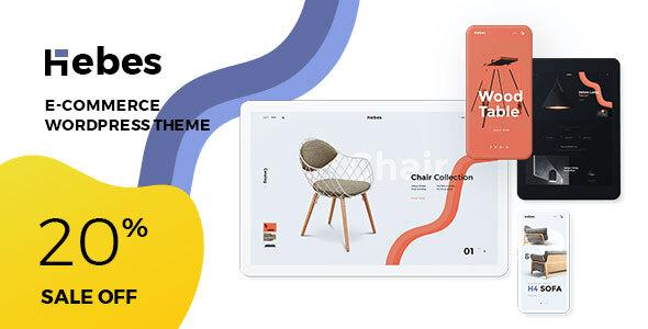 Hebes - MultiPurpose WooCommerce WordPress Theme