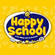 Happy School - GraphicRiver Item for Sale