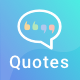 Quotes Full Stack App - CodeCanyon Item for Sale