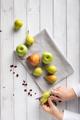 Peeling Pears - PhotoDune Item for Sale
