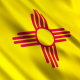 New Mexico State Flags - VideoHive Item for Sale