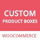 WooCommerce Custom Product Boxes Plugin - CodeCanyon Item for Sale