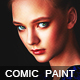 Comic Book Oil Paint - GraphicRiver Item for Sale