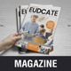 Education Magazine Template - GraphicRiver Item for Sale