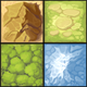 Tabletop Terrain - GraphicRiver Item for Sale
