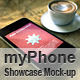 myPhone Showcase Mock-up - GraphicRiver Item for Sale
