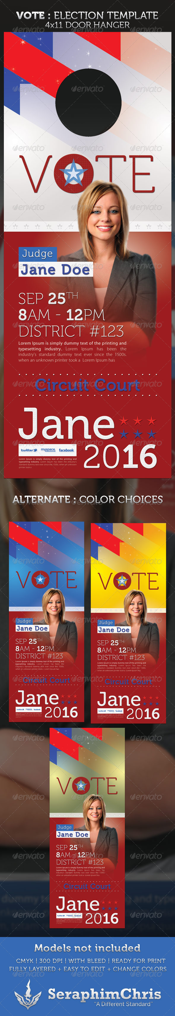 voting flyer templates free.html