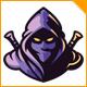 Assassin Logo - GraphicRiver Item for Sale