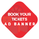 Book Your Tickets Ad Banners - CodeCanyon Item for Sale