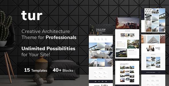 Architecture / Interior Design - Architecture / Interior WordPress for Architecture