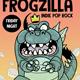 Frogzilla Poster - GraphicRiver Item for Sale