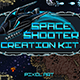 Pixel Art Space Shooter Game Kit - GraphicRiver Item for Sale